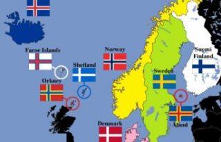Dünyanın en mutlu ülkeleri açıklandı: İskandinav...