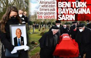 Ermeni asıllı gurbetçi Minas Kaya'nın son...