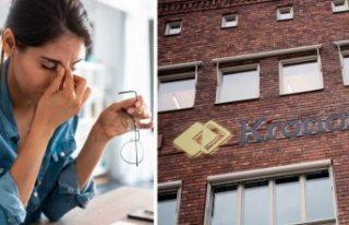 İsveç'te borç ödemekte zorlanan kişi sayısı...