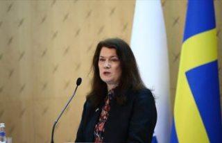 İsveç Dışişleri Bakanı Ann Linde: Türkiye ile...