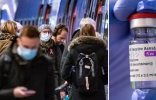 İsveç'te mutasyon vakalar artıyor