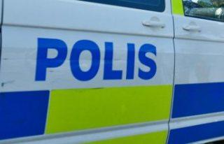 Västerås'ta bir kadın bıçaklandı