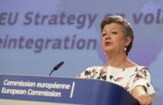 Avrupa Komisyonu, Danimarka'ya Suriyeli Tepkisi