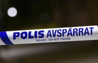 Borås'taki ev kavgası kanlı bitti