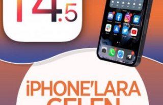 iOS 14.5 güncellemesi yayınlandı: İşte iPhone'lara...