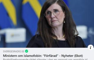 İsveç'te İslamofobik saldırıya uğrayanlar...