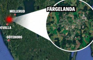 İsveç'te kadınların da karıştığı kavgada...