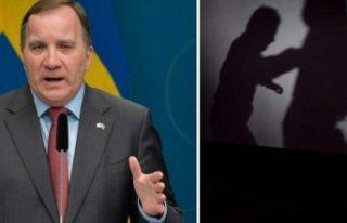 Löfven kadın cinayetlerini kınadı: Nacka'daki...