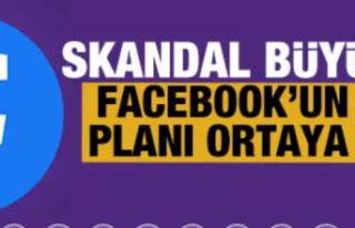 Skandal büyüyor! Facebook'un yeni planı ortaya...
