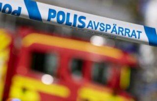Villa yangınında bir kişi yaşamını yitirdi