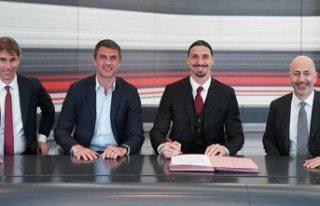 Zlatan Ibrahimovic'ten 1 yıllık imza! Ücreti...