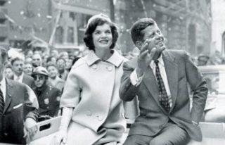 ABD eski başkanı Kennedy'nin İsveçli sevgilisine...