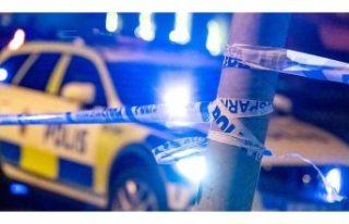 Başkent Stockholm'de ölümcül saldırı olayları...