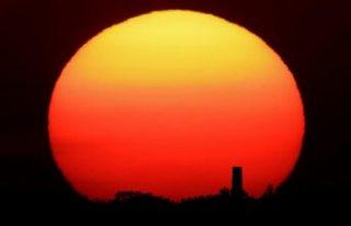 Dünyanın, öngörülenden sıcak olma ihtimali yüzde...