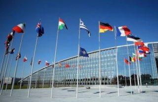 NATO ülkelerinin genelkurmay başkanları bir araya...