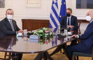 Türkiye ve Yunanistan anlaşmaya vardı