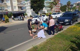 Türkiye'de trafik kazası geçiren İsveçli...