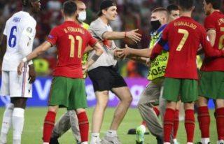 Avrupa Futbol Şampiyonası'nda son 16'ya...