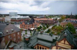 Avrupa'nın en temiz havasına sahip şehir İsveç'te