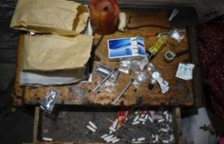 Avrupa uyuşturucu raporu: Türkiye'de yakalanan...