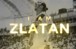 Ibrahimovic'in hayatını konu alan 'I Am Zlatan'dan...