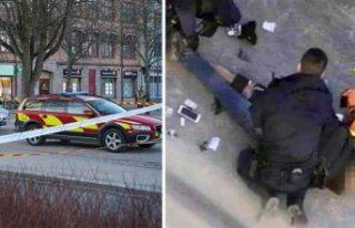 İsveç'te 7 kişiyi bıçaklayan saldırganın...