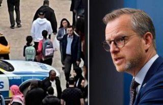 İsveç'te her gün birileri öldürülürken,...