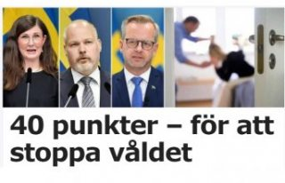 İsveç'ten kadına yönelik şiddeti durdurmak...