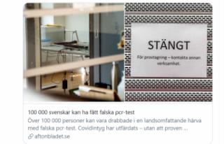 İsveç'te yaklaşık 100 bin kişiye 'sahte...