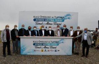 Konya'da Tuz Gölü'nün Korunması ve Kulu İçin...
