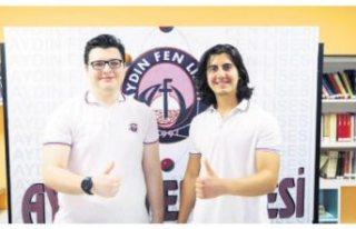 Türk gençlerin tasarruf projesi İsveç'te yarışacak