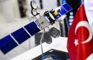 Türksat 5A uydusu bugün hizmete başlıyor