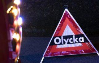 Uppsala'da meydana gelen trafik kazasında üç...