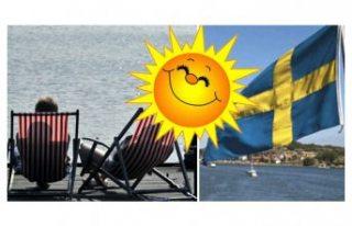Yaz tatilini İsveç'te geçirecekler için harika...