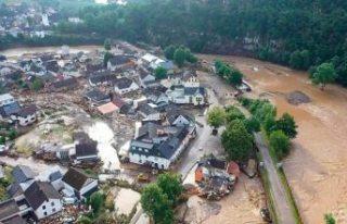Almanya'da sel felaketi: En az 81 ölü, yüzlerce...