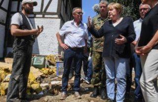 Almanya ve Belçika'da sel felaketi: En az 190...