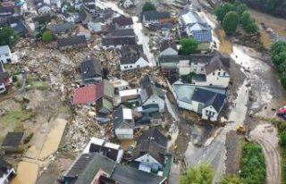 Almanya'da sel felaketi: 59 ölü