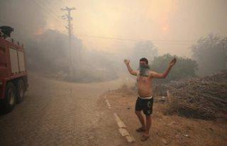 Antalya, Adana ve Mersin'deki yangınlarda son durum:...
