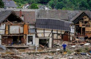 Batı Avrupa'da yaşanan sel felaketleri iklim...