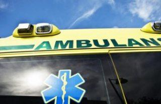 Eskilstuna'da bir kişi boğuldu