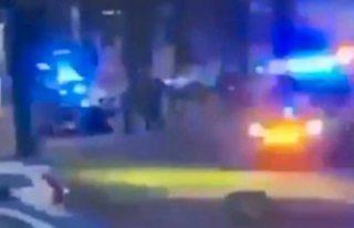 Göteborg'da bir polis vurularak öldürüldü