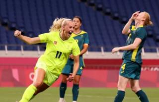 İsveç, Avustralya'yı 4 golle geçti