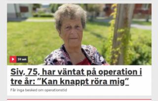 İsveç'te sağlık siteminden şikayetçi: 3...