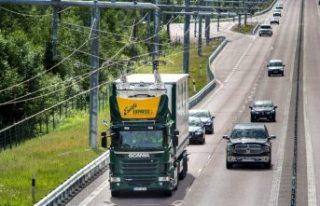 İsveç'ten ilk elektrikli yol projesi