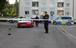 Norrköping'de çıkan kavgada iki kişi ağır...