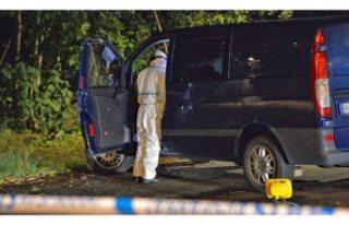 Ormanlık alanda bir kadın cesedi bulundu