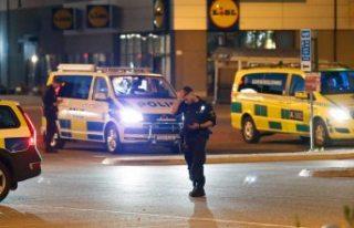 Stockholm'de bir kişi okulda vurularak öldürüldü