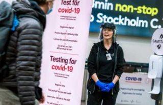 Yurtdışından İsveç'e girişlerde PCR test...