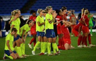 2020 Tokyo Olimpiyat Oyunları: İsveç'i mağlup...