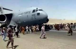 Afganistan'dan kaçışın trajedisi: 'Kabil'den...